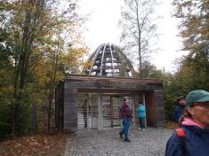 Výlet Bavorský les a výstup na Luzný - Turisté Lažánky